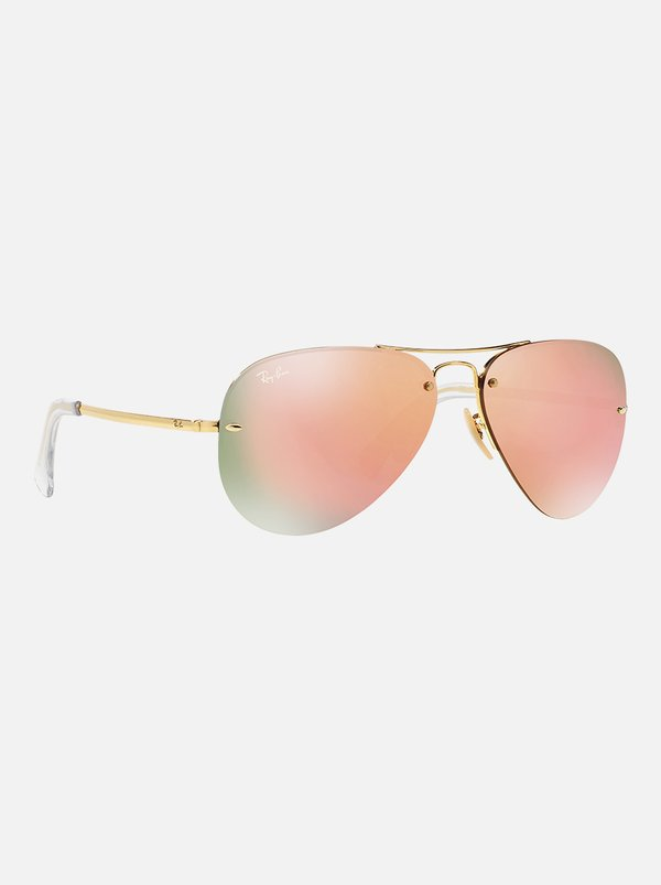 Ray-Ban Aviator Sunglasses Gold | Ray-Ban