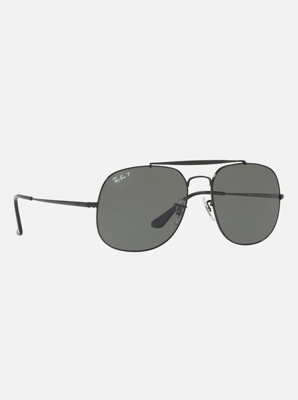 Ray-Ban The General Sunglasses Black