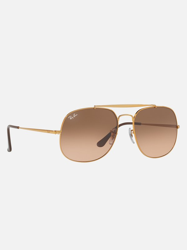 Ray-Ban The General Sunglasses Brown