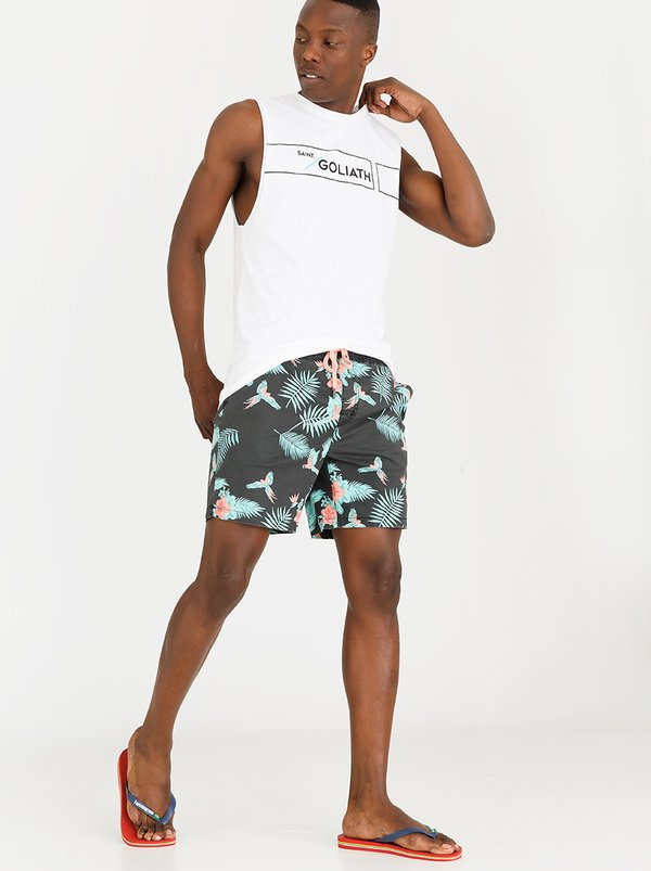 St. Goliath Litt Pull On Short Black