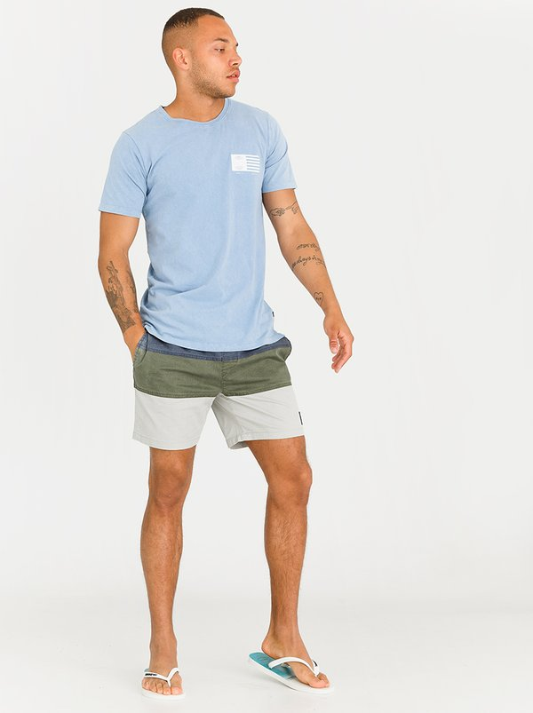 St. Goliath Navigate Pull On Short Multi-colour