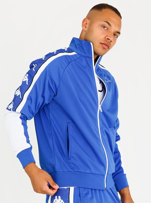 Banda 10 Ahran Sweatshirt Dark Blue   KAPPA