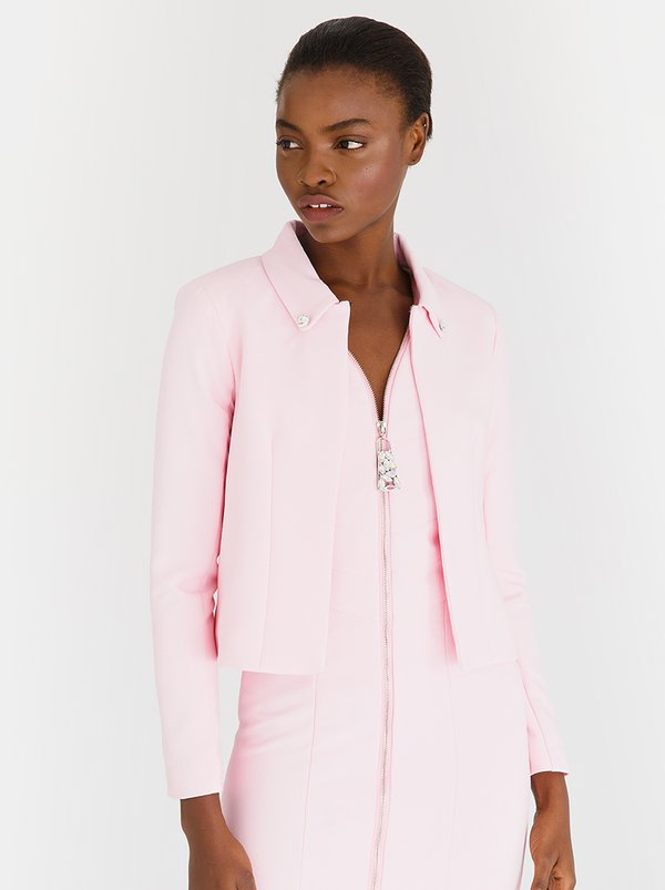 Queenspark Day Dream Jacket Mid Pink