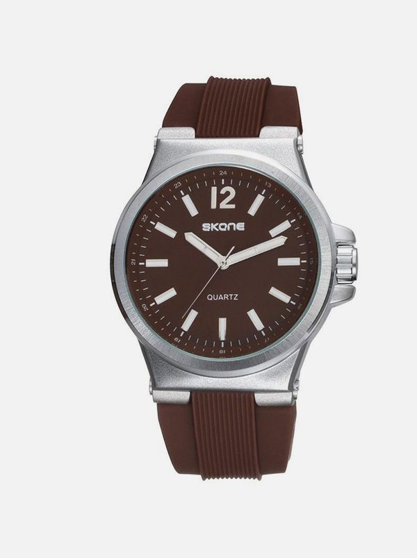 Skone Skone Bellshill Watch Brown