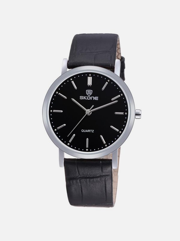 Skone Skone Shrewsbury Watch Black