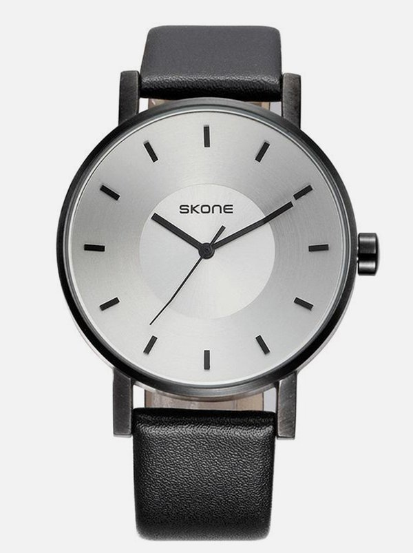 Skone Skone Lancaster Watch Black