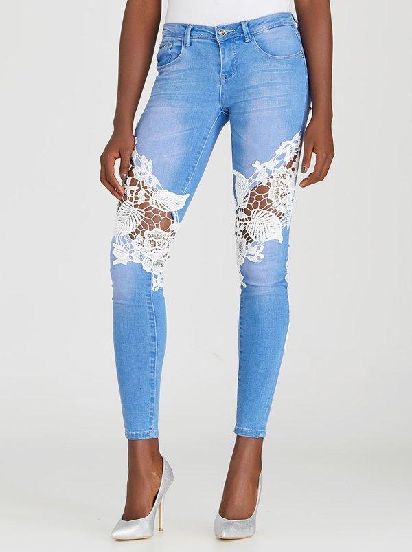 Sissy boy shona jon jon skinny jeans mid blue 2f1k9g7 spree co za