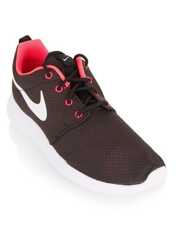 aa1e0d00199ee ... NIKE Roshe Run Sneakers Black ...
