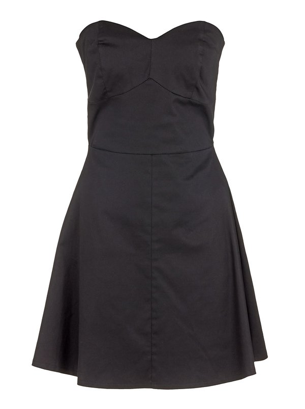 Tashkaya Skater dress Black