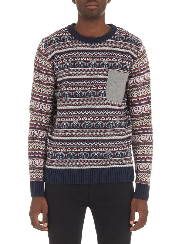 BellField Sibley jersey Multi-colour