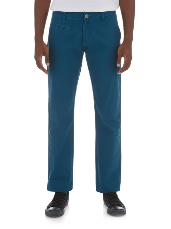 Cutty Bruce chinos Turquoise