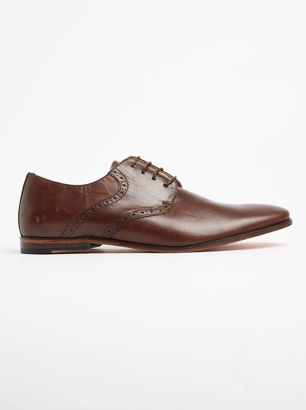How To Treat Brown Leather Shoes