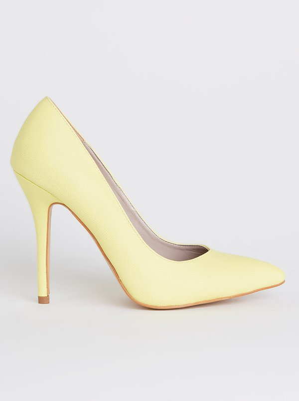 marketable online clearance good selling Marseille High Heels Yellow Miss Black discount clearance free shipping fake 4Rz7TsjX