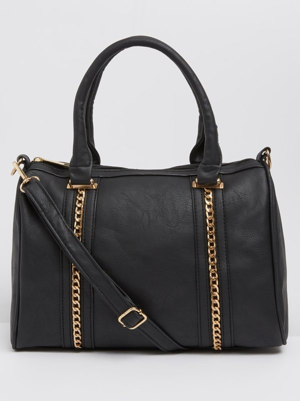 Moda Scapa Bowler Bag Black