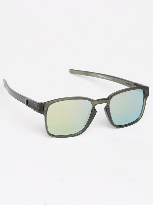 Oakley Latch Squared >> Oakley Oakley Latch Squared Sunglasses Grey MCE95K8 ...