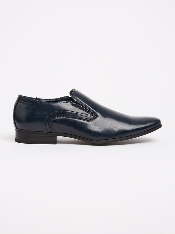 Franco Ceccato Formal Slip-On Shoe Navy