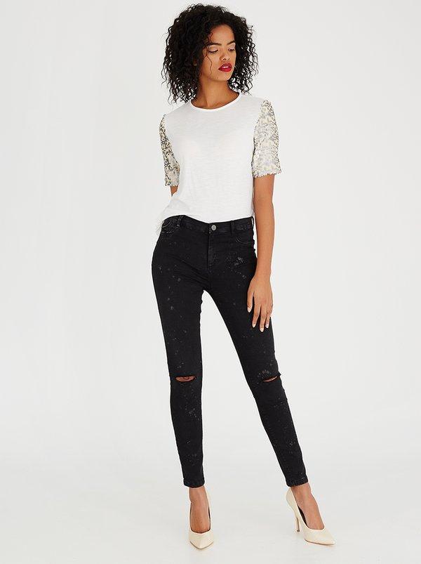 Stay Skinny Jeans Black | Sassoon