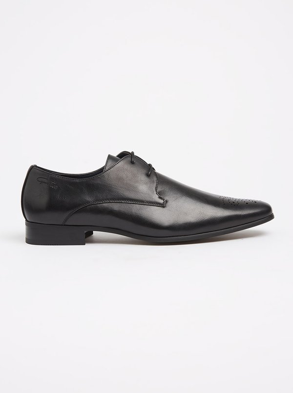 Gino Paoli Gino Paoli Formal Derby Lace Up Black clearance best store to get MLD012QU