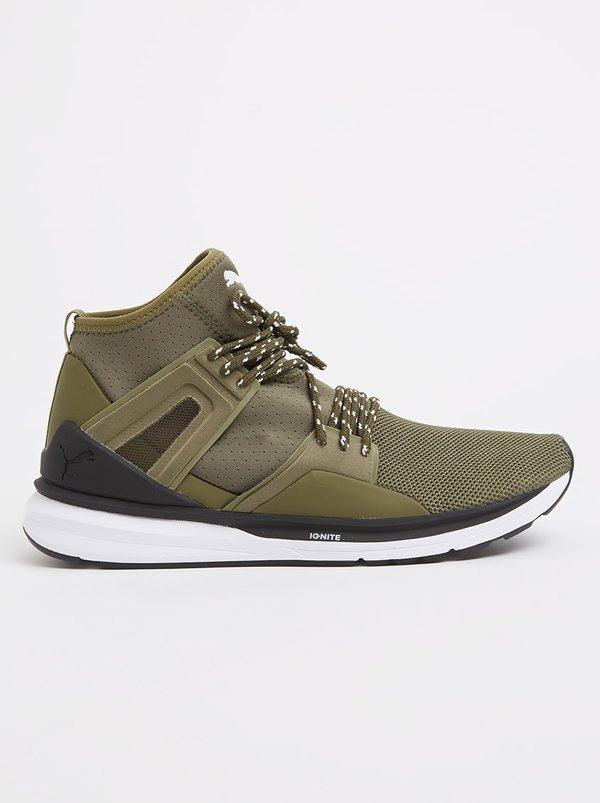 PUMA B.O.G Limitless Hi Sneakers Green
