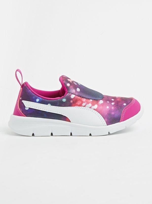 PUMA Girls Sneakers Puma Bao 3 Lights Sneaker Mid Pink