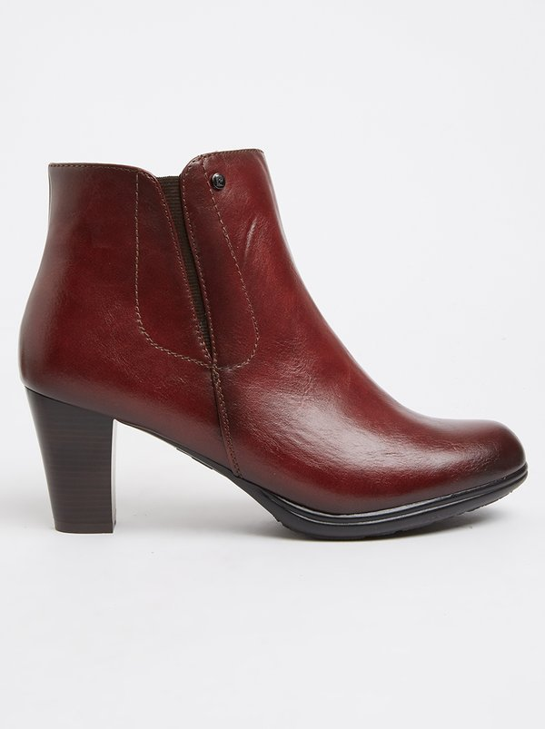 choice for sale purchase sale online Pierre Cardin Pierre Cardin V-Topline Smart Ankle Boot Black good selling cheap online fTZ1ghDP