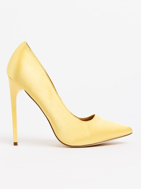Madison Madison Chantelle Pointed Pumps Yellow cheap sale latest cheap sale sale sale sale online cheap best store to get 5HFA1hIllq