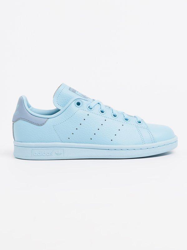 Adidas Originals Stan Smith zapatillas de color azul pálido e56tq91