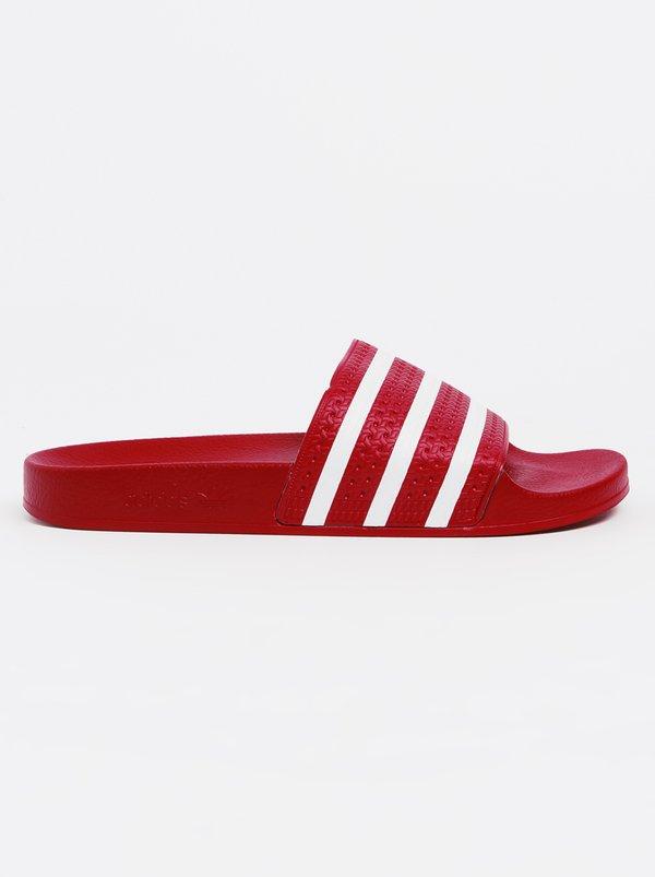adidas originali adidas adilette sandali rossi d16dmmn
