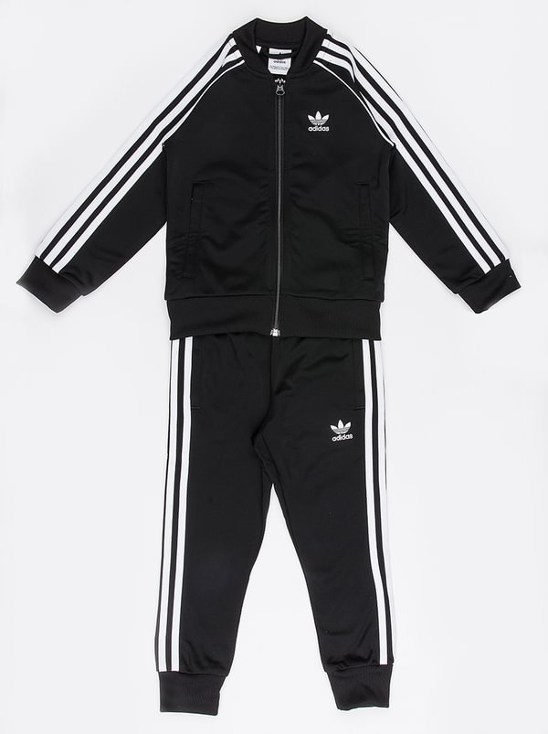 Adidas Originals L Trf Sst Track Suit Black 4b9zxf5