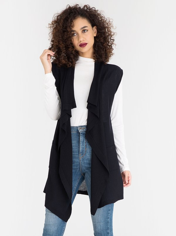 Find great deals on eBay for black sleeveless cardigan. Shop with confidence.