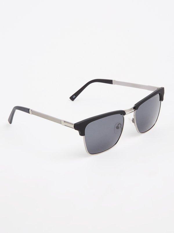 Lentes & Marcos Elipa-Las Clubmaster Sunglasses Black 3TRV3X2 ...
