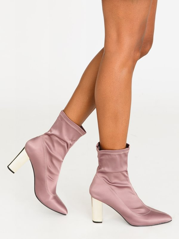 Dolce Vita Dolce Vita Munich Heeled Boots Mauve buy cheap buy from china for sale very cheap for sale cheap official fnMTC