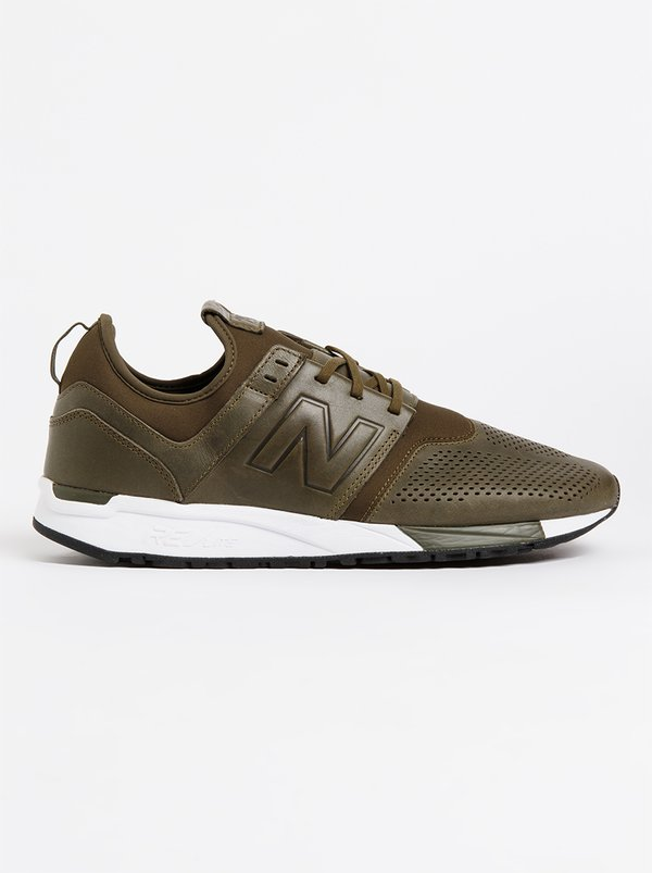 New Balance Lifestyle Sneakers Khaki Green