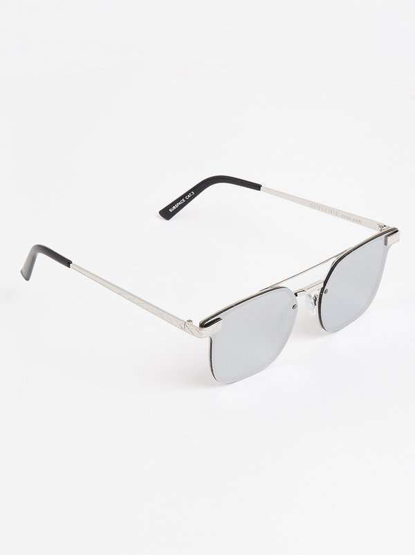 Spitfire Subspace Sunglasses Silver