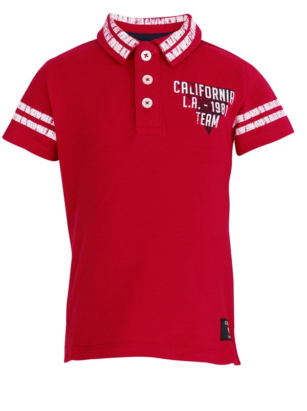 Guess California Polo Red