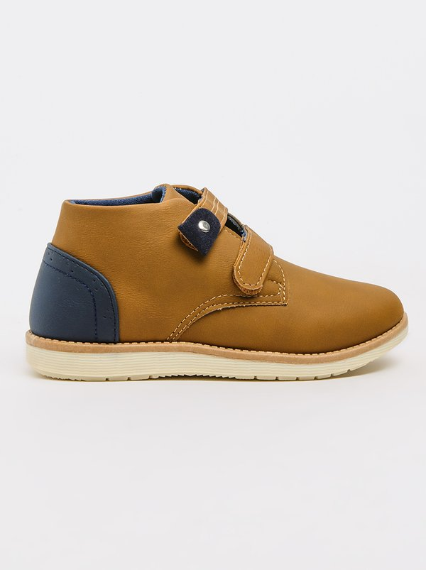 Jumbo Low Cut Boot Camel