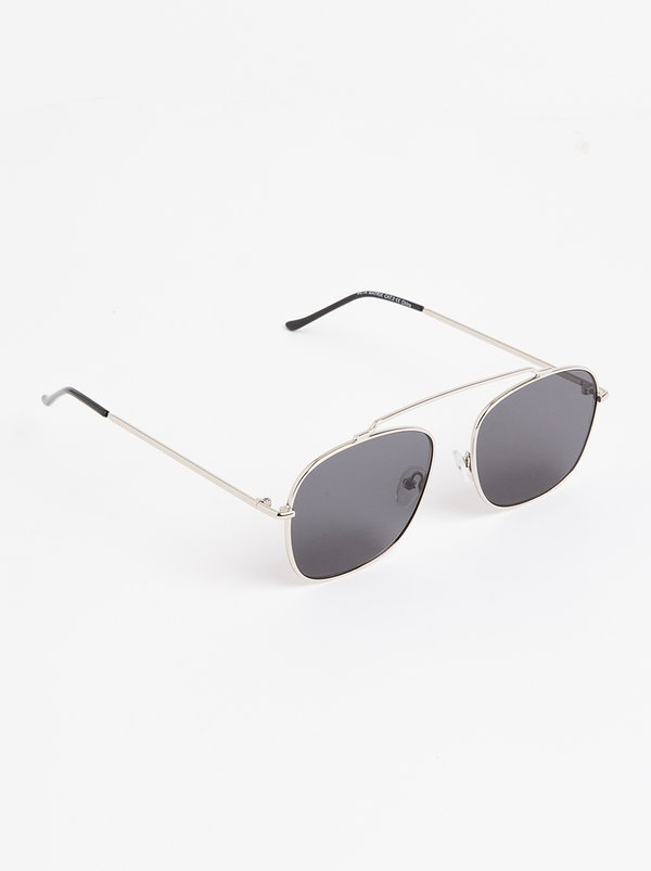 Spitfire Beta Matrix Sunglasses Silver