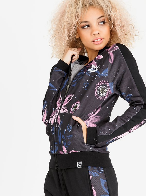 PUMA AOP Archive Track Jacket Multi-colour