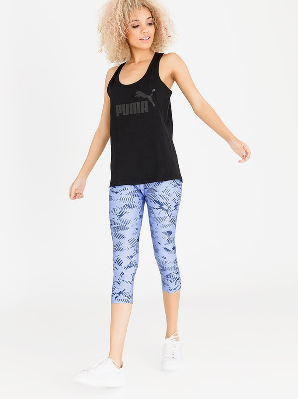 PUMA Urban Sports 3/4 Leggings Blue
