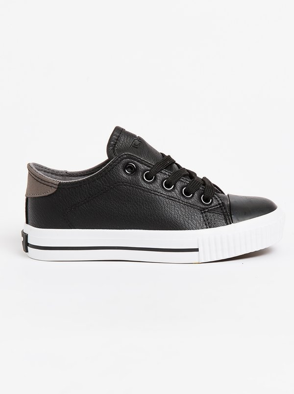 Tom Tom Trace Sneaker Black and Grey