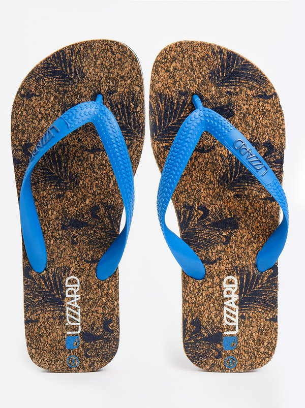 Lizzard Teen Hawaii Flip-flop Blue