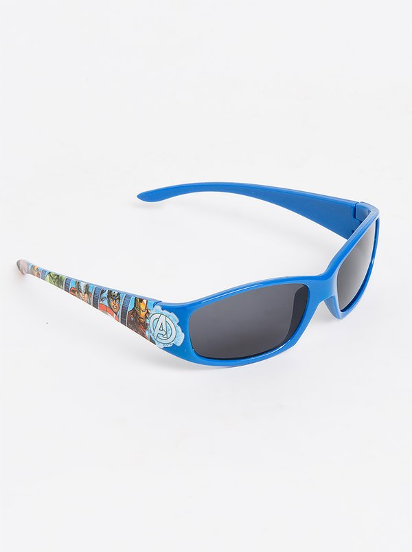 Character Fashion The Avengers Sunglasses Blue