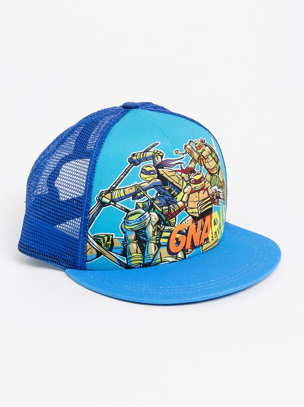 Character Fashion Turtles Trucker Cap Multi-colour