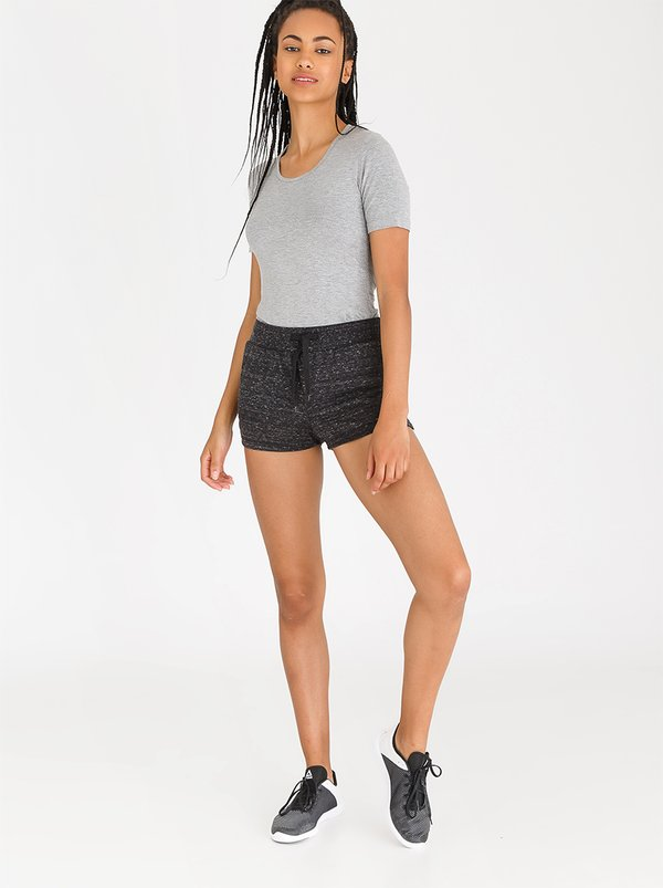 Only Play Macy Sweat Shorts Black