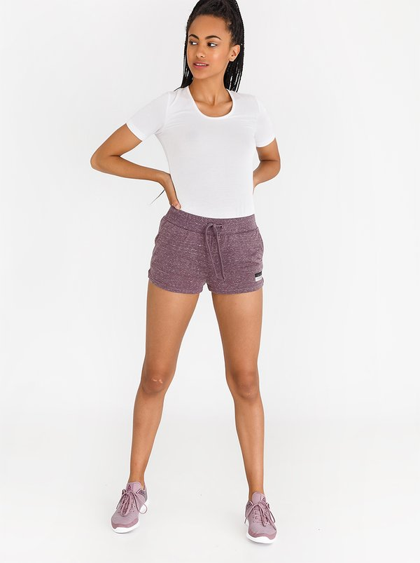 Only Play Macy Sweat Shorts Pale Purple