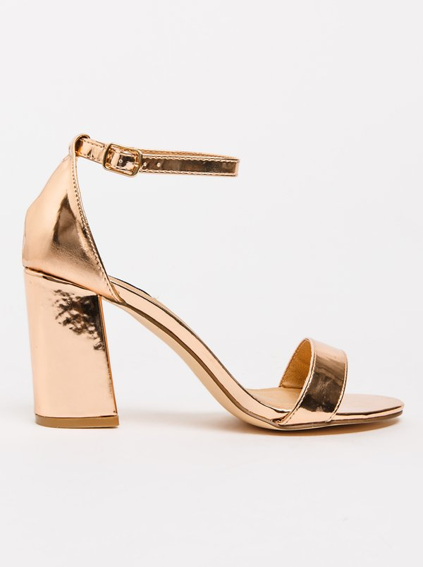 Madison Isla High Heels Rose gold | spree.co.za | spree.co.za