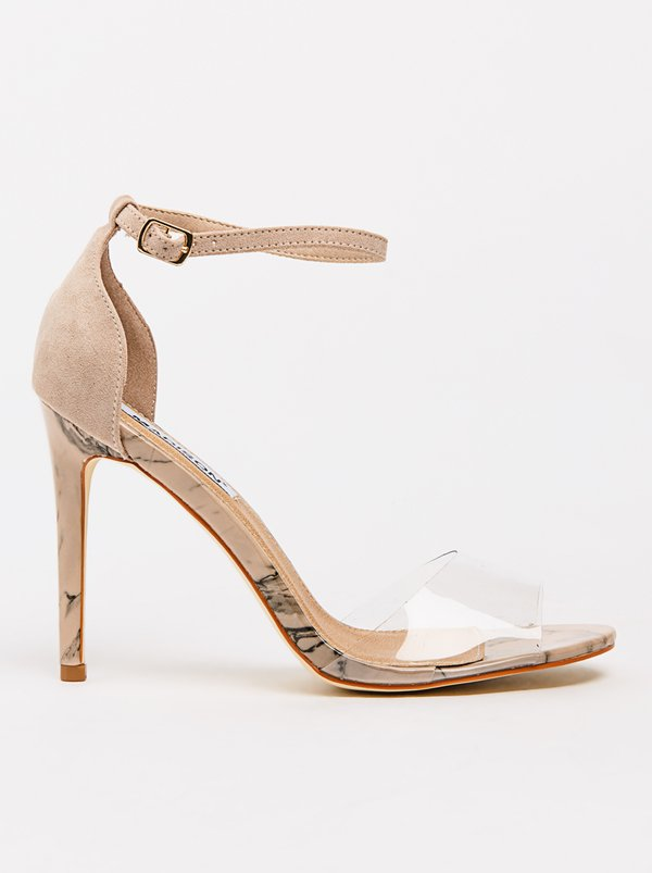 Madison Heel in Nude. - size 39 (also in 36,38) by the way.