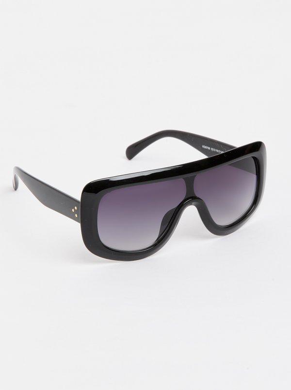 Oversized Sunglasses Black | Joy Collectables