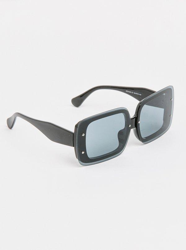Square Sunglasses Black | Joy Collectables