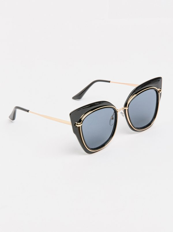 Cat-eye Sunglasses Black | Joy Collectables